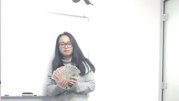 恭喜贾女士同事获得888红包现金奖