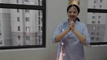 小露同志生日
